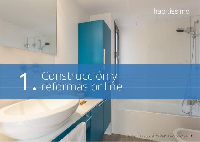 3 informe anual obras reformas y servicios de hogar - Reformas y servicios ...