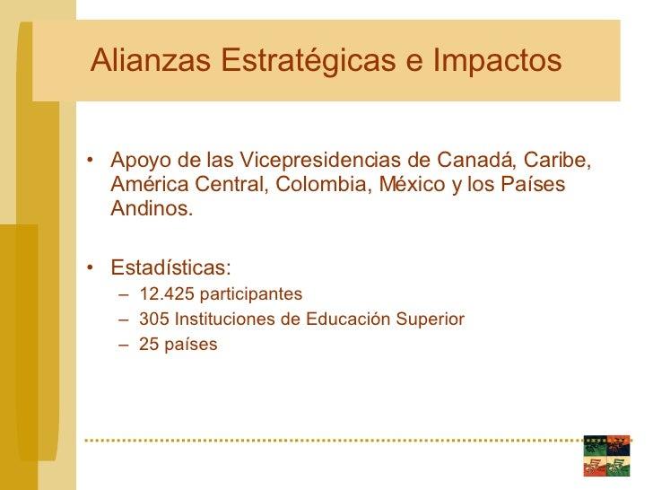 Colegio De Las Am Ricas Foro Acad Mico Del Continente