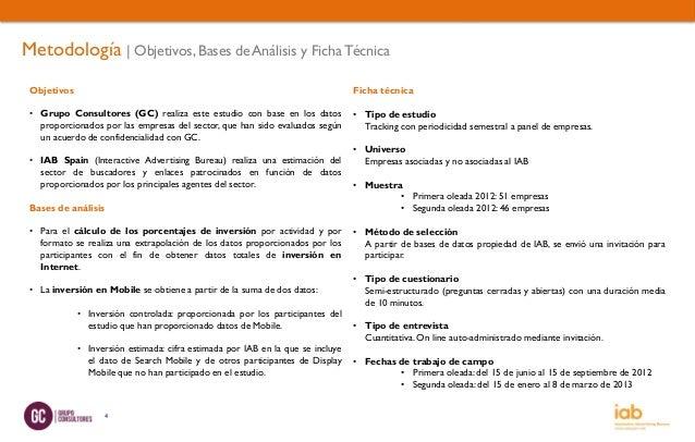Informe estudio de inversión en publicidad digital - año 2012 Slide 3