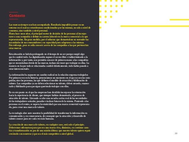 Marca 4 0, el impacto de la digitalización en la