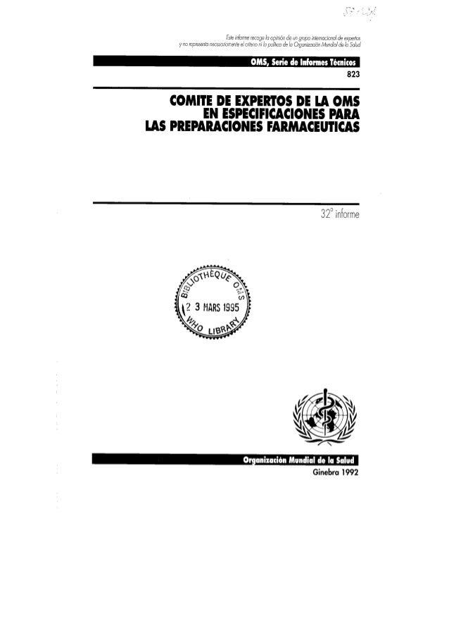 Fsle informe recoge ¡n opinión de un 9mm ¡níernacicmwal de exoelfos y no ropreseníu neccsnriamerfie e} críéno m' Ja m/ ïima...