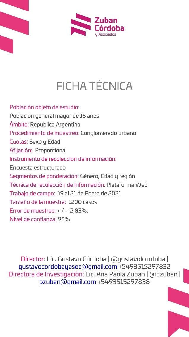 Informe Argentina Enero 2021 Slide 2