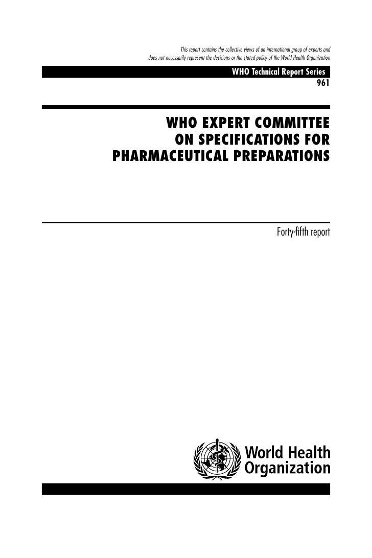 This report contains the collective views of an international group of experts and                                      do...