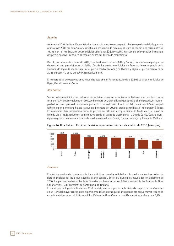 Ndice inmobiliario de la vivienda en 2010 for Fotocasa cuarte de huerva