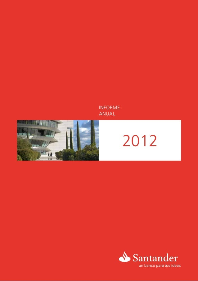 Informeanual          2012