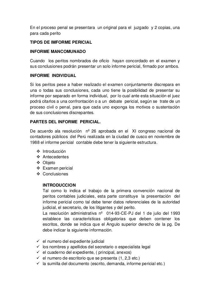 Informe Avanzado Docx Peritaje Contable