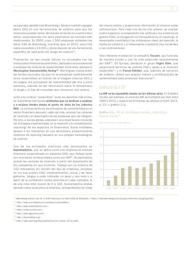 21 47 <Bloomberg analiza más de 11.300 empresas con datos ESG de 69 países. <https://www.bloomberg.com/bcause/customers-us...