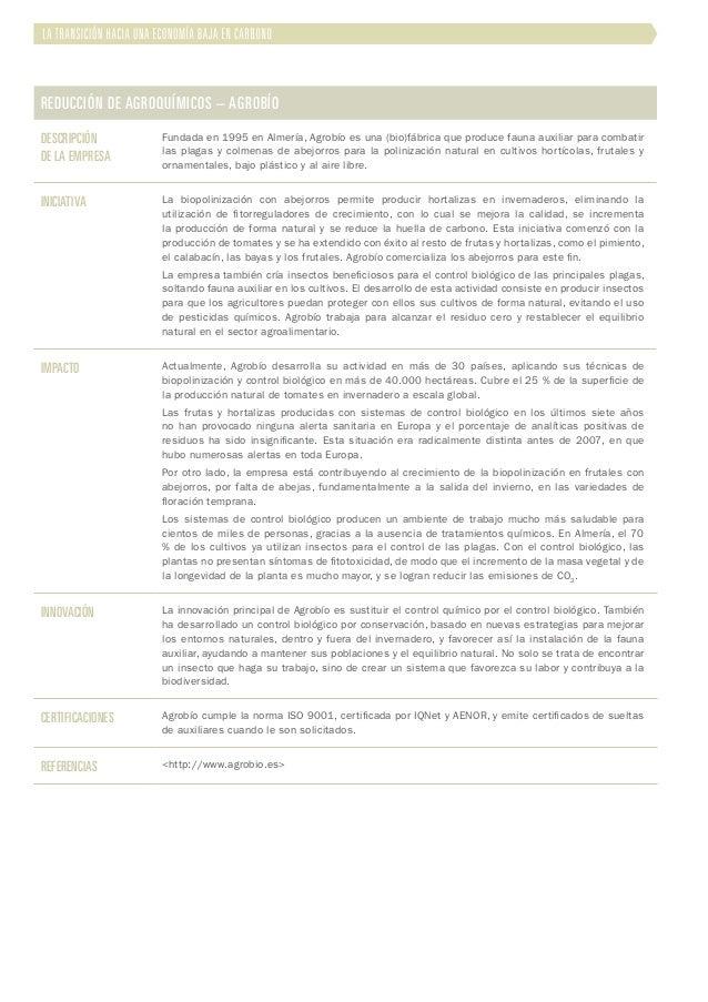 Reducción de agroquímicos – Agrobío Descripción de la empresa Fundada en 1995 en Almería, Agrobío es una (bio)fábrica que ...