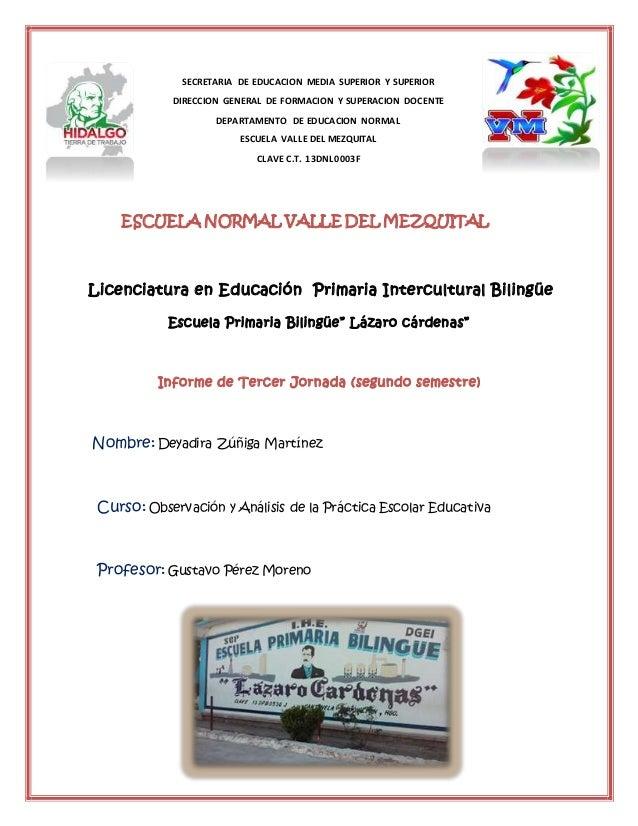 SECRETARIA DE EDUCACION MEDIA SUPERIOR Y SUPERIOR DIRECCION GENERAL DE FORMACION Y SUPERACION DOCENTE DEPARTAMENTO DE EDUC...