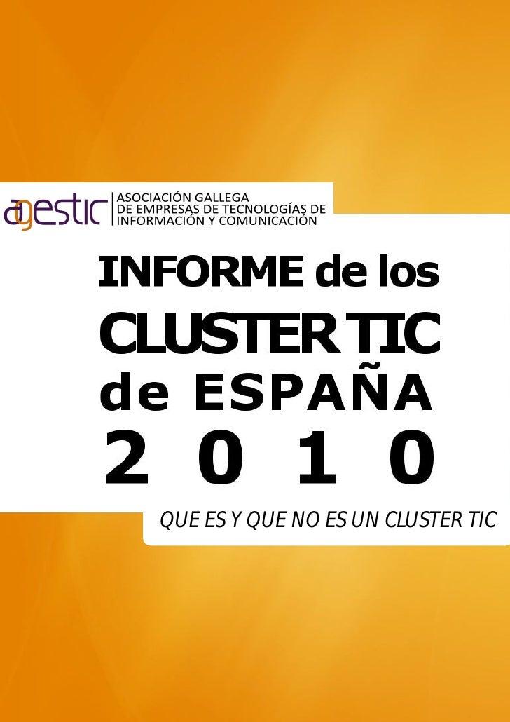 QUE ES Y QUE NO ES UN CLUSTER TIC                               127