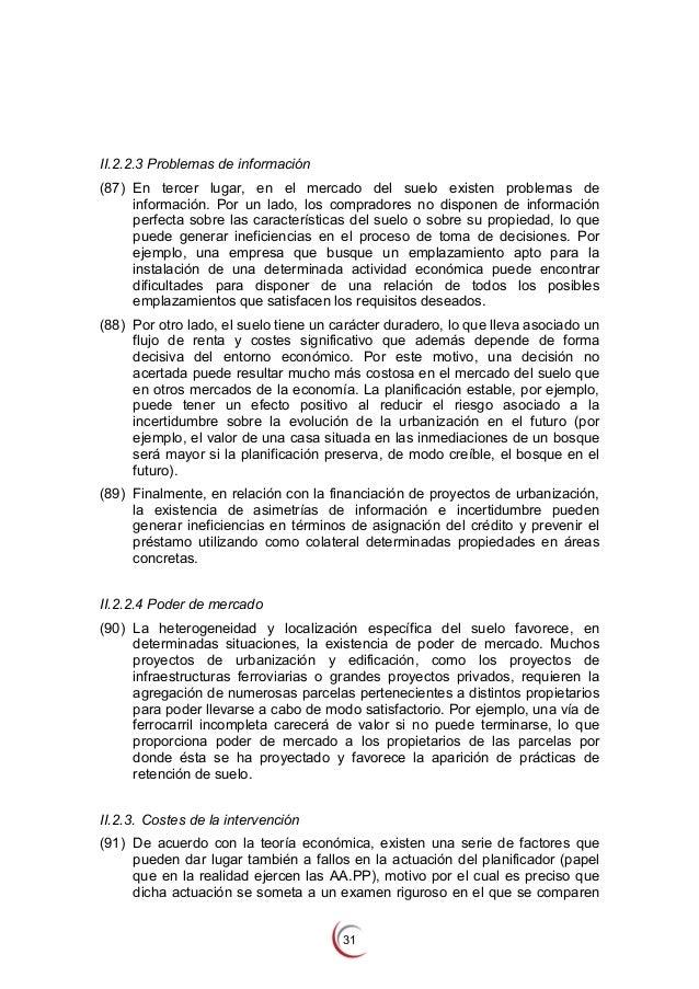 Informe cnc sobre el mercado de suelo en espa a for Informacion sobre el suelo