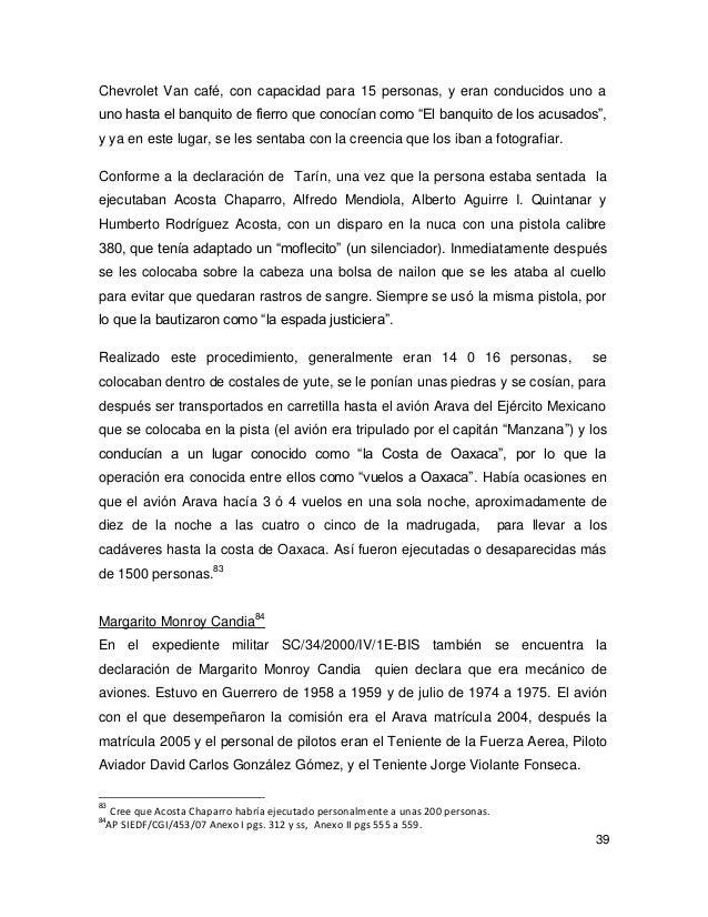 Informe de la Comisión de la Verdad de Guerrero (México)