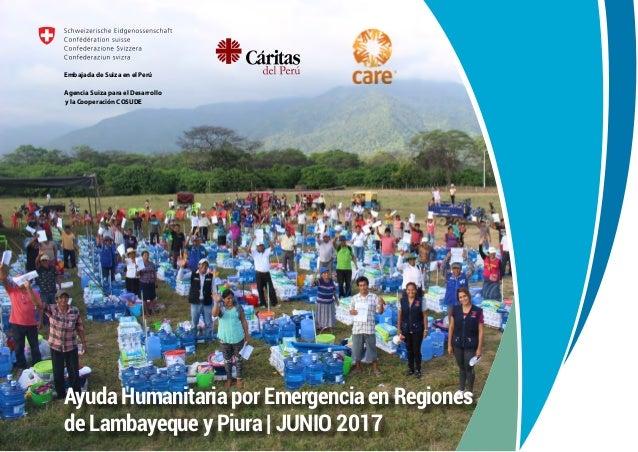 AyudaHumanitariaporEmergenciaenRegionesdeLambayequeyPiura|1 Ayuda Humanitaria por Emergencia en Regiones de Lambayeque y P...