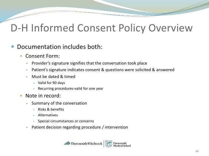 next of kin form template - informed consent powerpoint