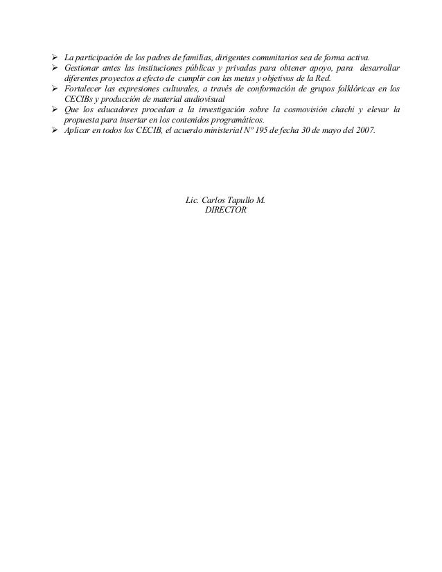 Informe de actividades director red 2007 Slide 3