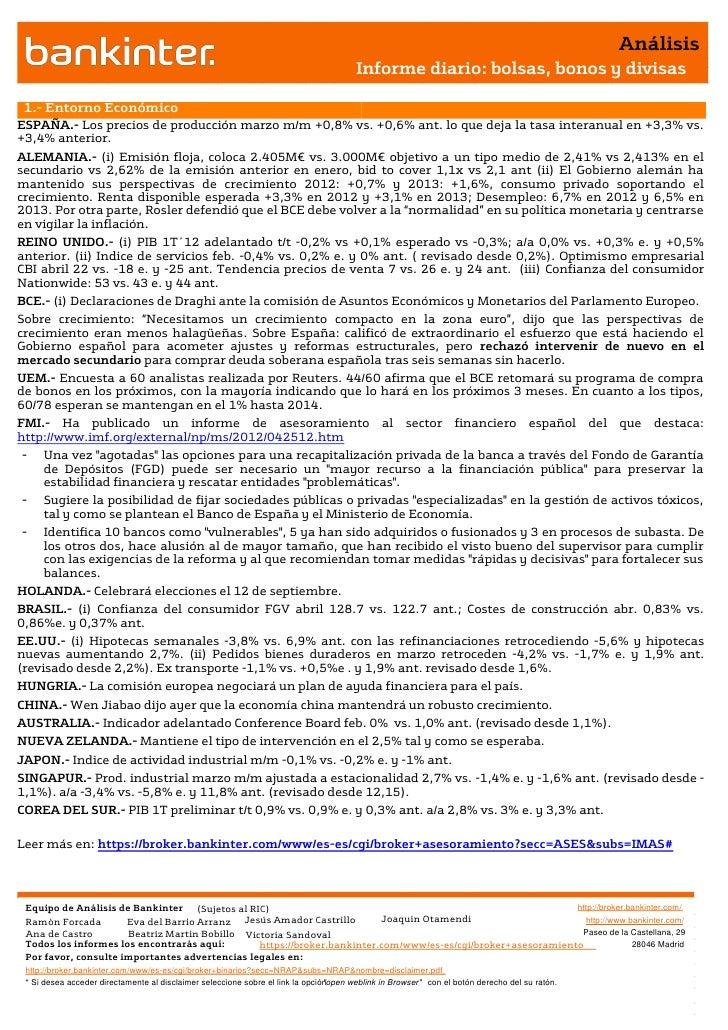 Informe de análisis 26.04.2012 Slide 2