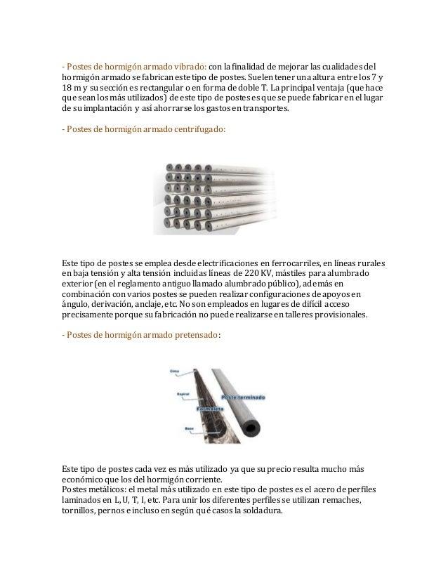 mantenimiento de redes de media y baja tension