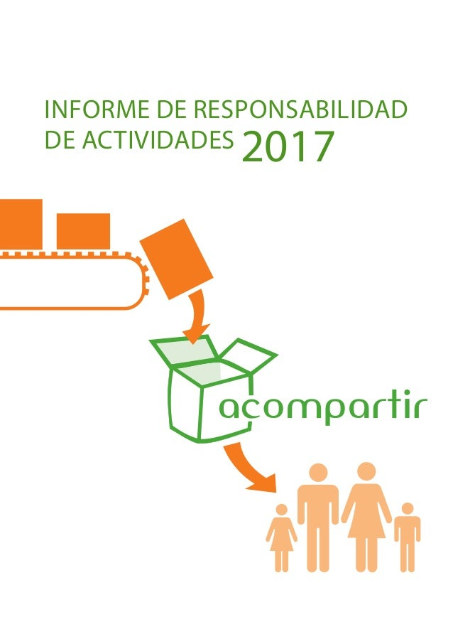 INFORME DE RESPONSABILIDAD DE ACTIVIDADES 2017