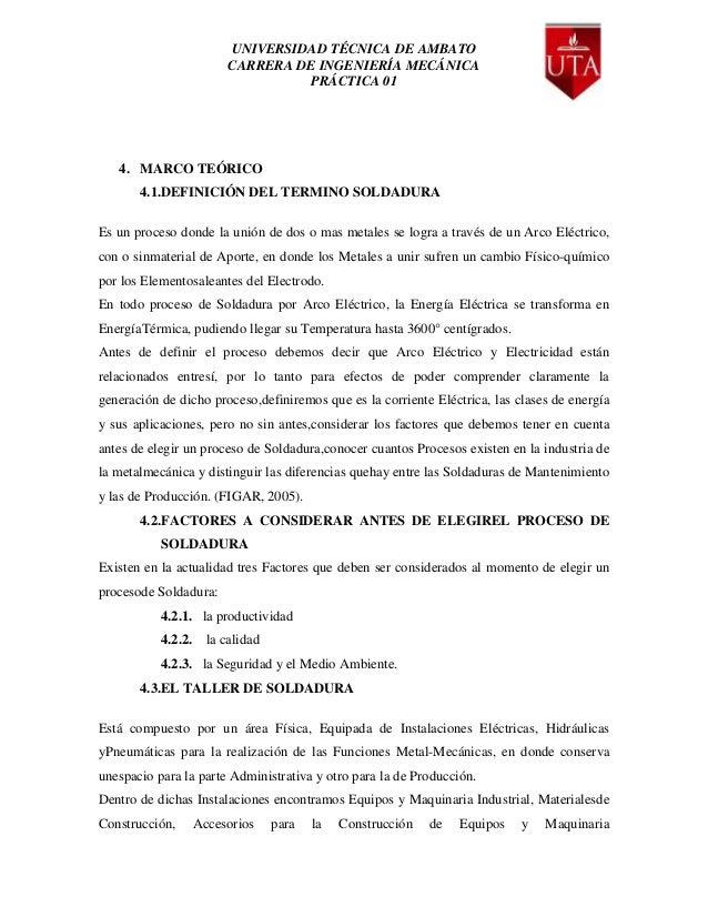 Informe de soldadura 01