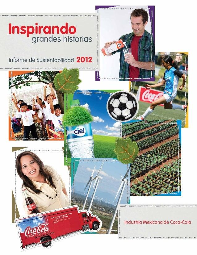 Inspirando 2012 Industria Mexicana de Coca-Cola
