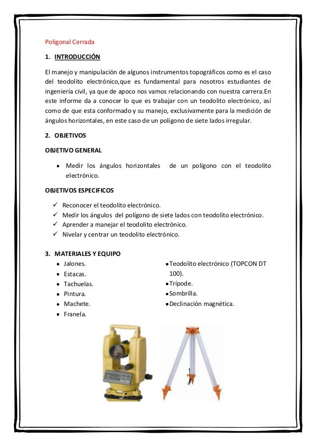 INFORME TEODOLITO EPUB DOWNLOAD