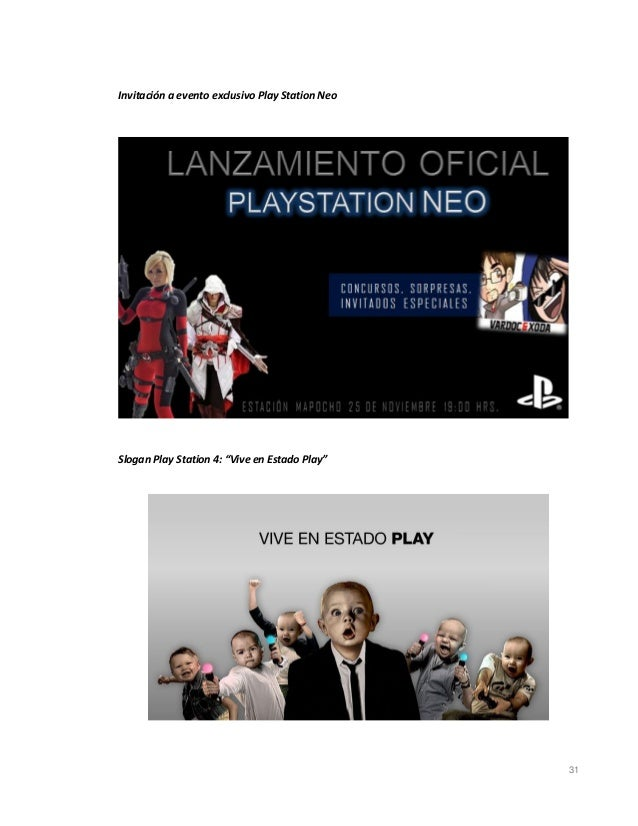 marketing plan for sony ps3 We will write a custom essay sample on sony bravia marketing mix  the plan's  main objective is to ensure that 3d bravia models will make up at least  sony  blu-ray disc player, playstation 3, and a sony surround sound system while.