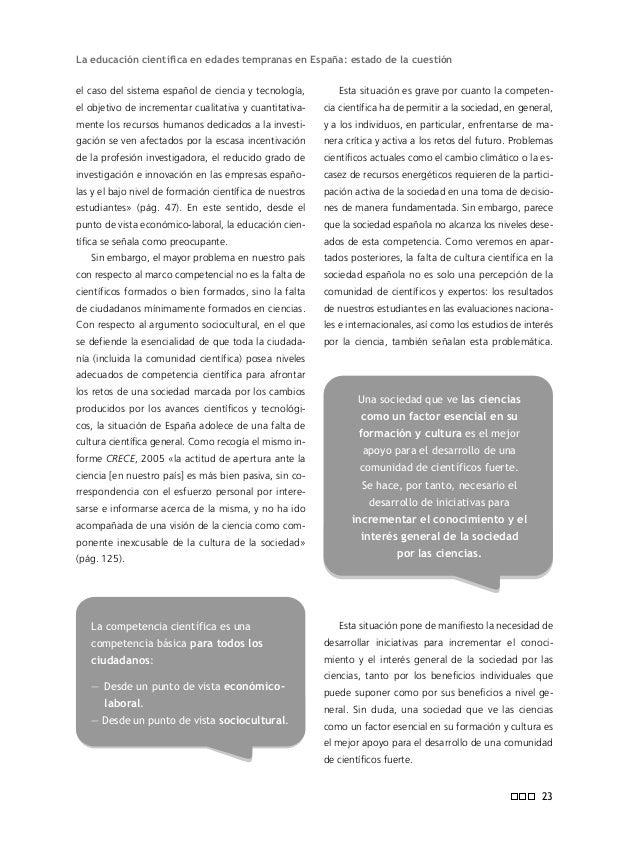 Informe ENCIENDE 26 Ciclo medio (8-10 años) Ciclo superior (10-12 años)Ciclo inicial (6-8 años) Conocimiento del medio nat...