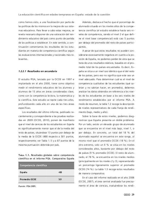 Informe ENCIENDE 32 Nivel Lo que el alumnado es capaz de hacer en cada nivel Rendimiento alto (Nivel 5 de IE) Los alumnos ...