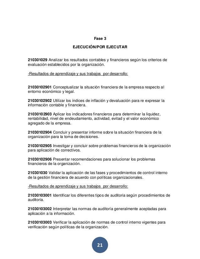 Informe Estructura Teg Contabilidad