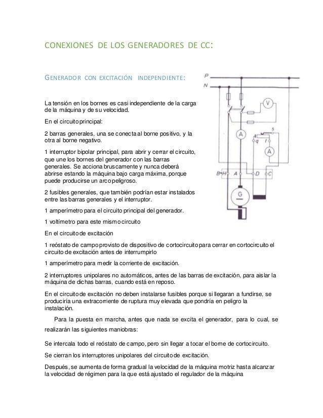 F2 generadores de corriente continua - Generadores de corriente ...