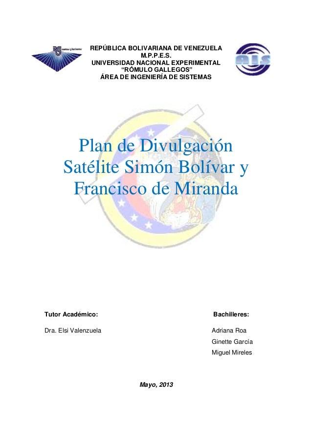 """REPÚBLICA BOLIVARIANA DE VENEZUELAM.P.P.E.S.UNIVERSIDAD NACIONAL EXPERIMENTAL""""RÓMULO GALLEGOS""""ÁREA DE INGENIERÍA DE SISTEM..."""
