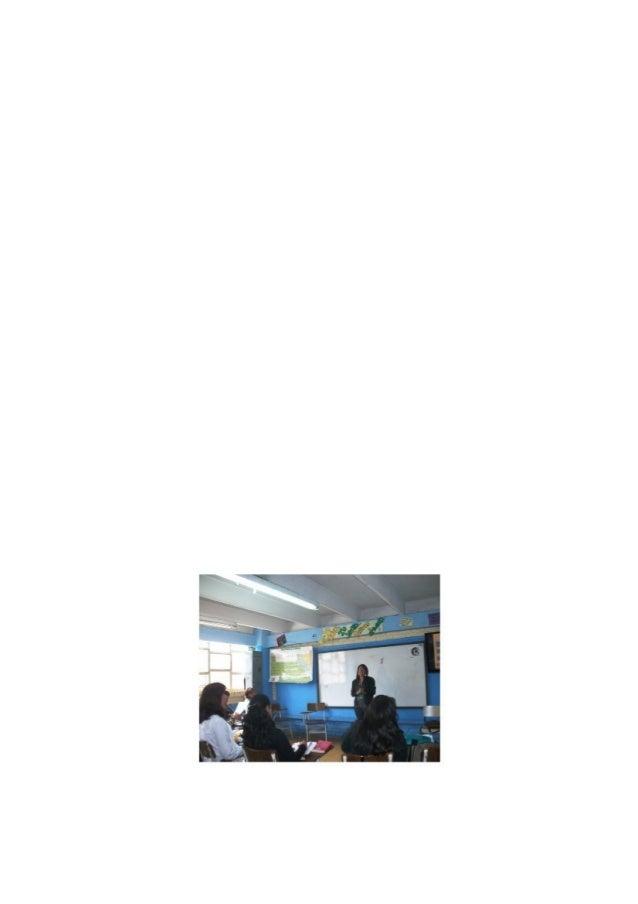 trabajo trazado al iniciar el proceso. Para ello, se sugiere un plan de acción que los  docentes y directivos pueden utili...