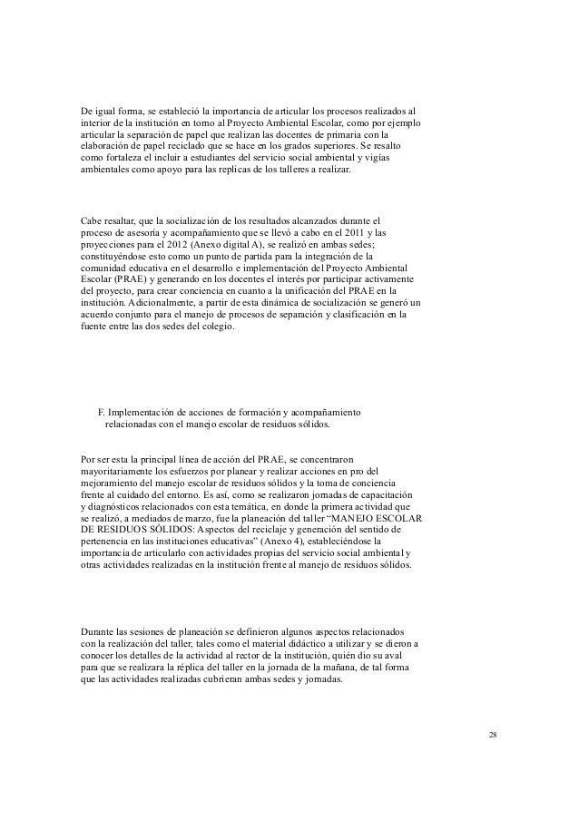 Análisis Diseñar un instrumento de  registro y análisis de las  acciones implementadas  Sesiones para evidenciar los  avan...