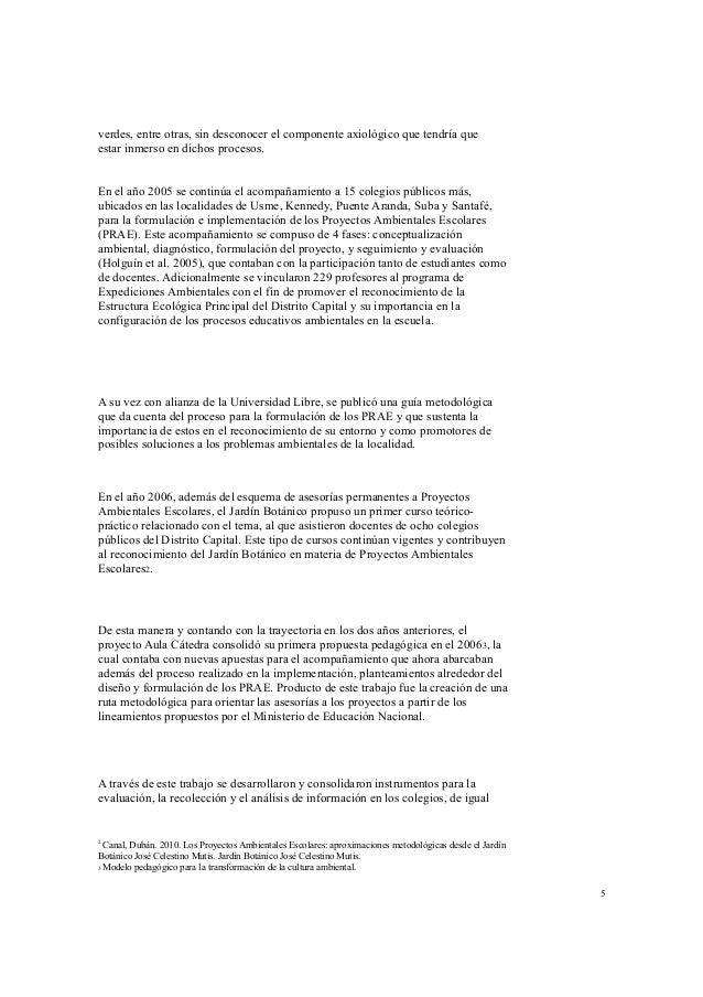 3. LA ASESORIA AL PRAE COMO UNA ESTRATEGIA DEL  PROGRAMA DE FORMACIÓN Y ACTUALIZACIÓN DOCENTE  EN EL AÑO 2012.  Desde el i...