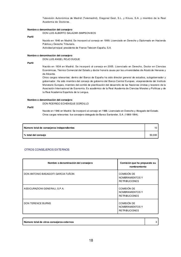 Televisión Autonómica de Madrid (Telemadrid), Diagonal Gest, S.L. y Kiluva, S.A. y miembro de la Real                Acade...