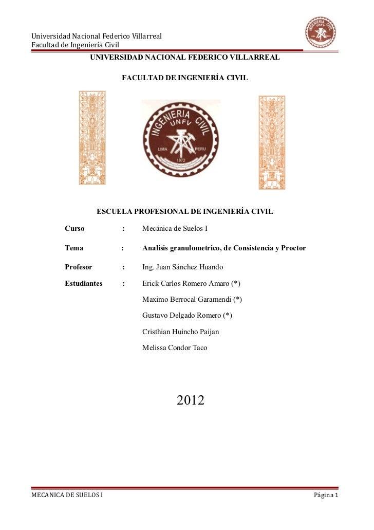 Universidad Nacional Federico VillarrealFacultad de Ingeniería Civil                  UNIVERSIDAD NACIONAL FEDERICO VILLAR...