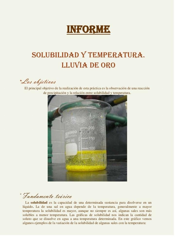 Informe lluvia de oro elena centeno for Que es una beta de oro