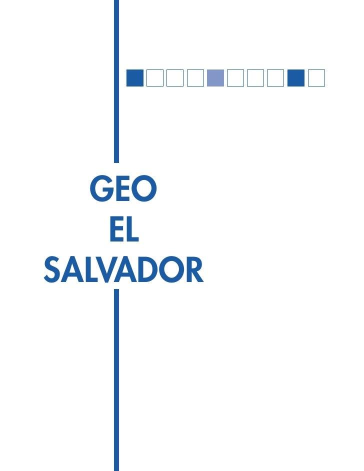GEO    ELSALVADOR