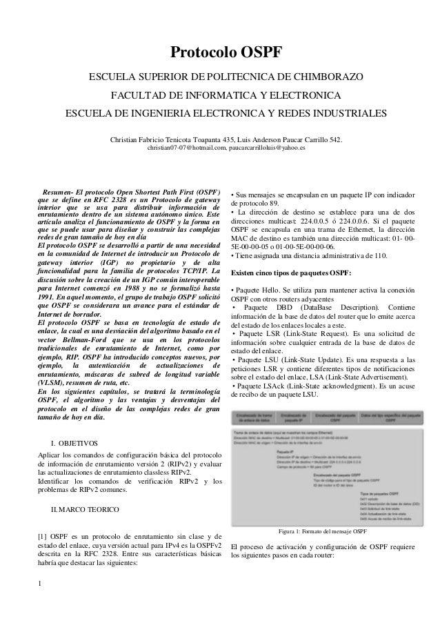 Informe ospf tenicota435_paucar542