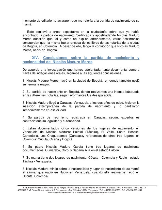 Informe partida de_nacimiento_maduro_final(1)