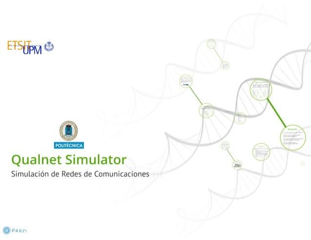 Simulador QualNet
