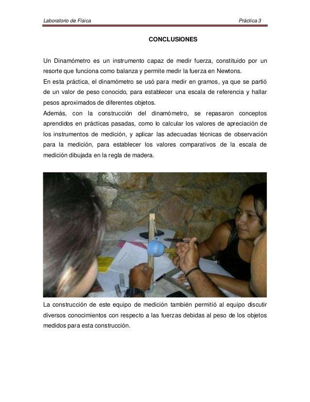 Laboratorio de Física                                                Práctica 3                                     CONCLU...