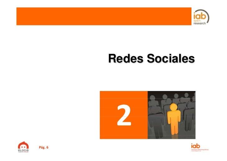 Redes SocialesPág.6