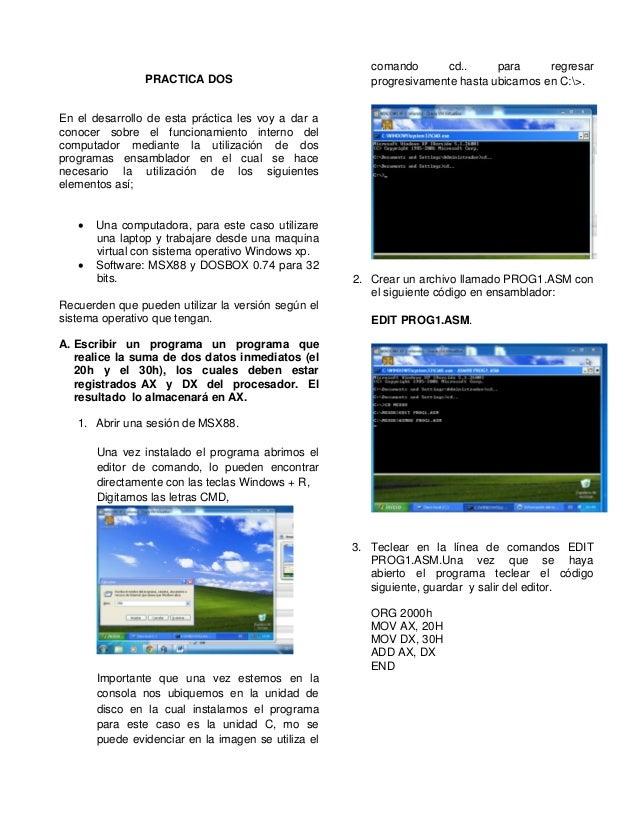 Informe laboratorios1 2 y 3 arquitectura de computadores for Arquitectura de computadores
