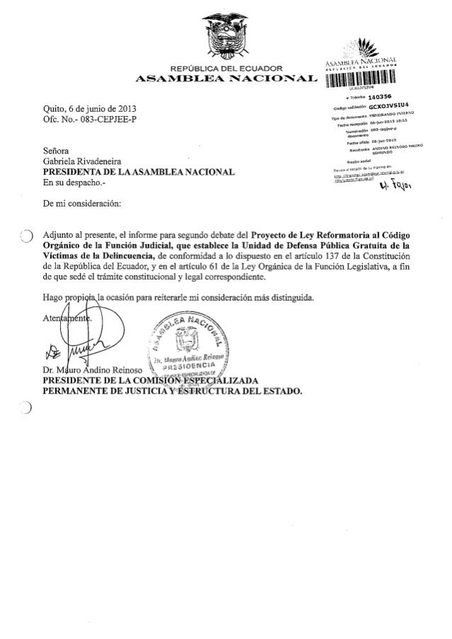 Informe segundo debate cofj (defensa pública)