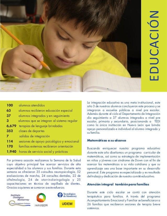 La integración educativa es una meta institucional, este año 3 de nuestros alumnos concluyeron este proceso y se integraro...