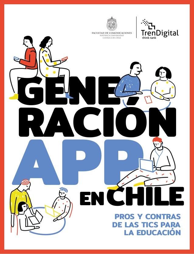 GENE APPEN PROS Y CONTRAS DE LAS TICS PARA LA EDUCACIÓN CHILE RACIÓN