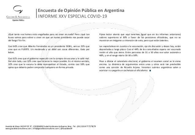 Avenida de Mayo 1410 4º Of. 37 - (C1085ABR) Ciudad Autónoma de Buenos Aires - Tel.: (011) 5218-7777/78/79 www.giacobbecons...