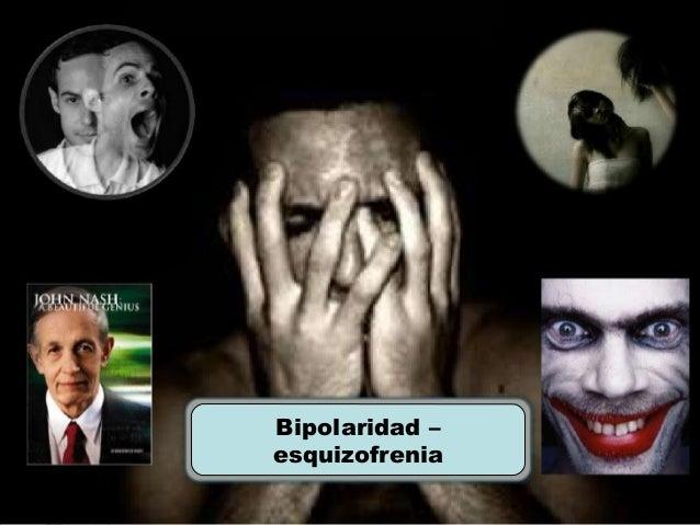 Esquizofrenia Bipolaridad – esquizofrenia
