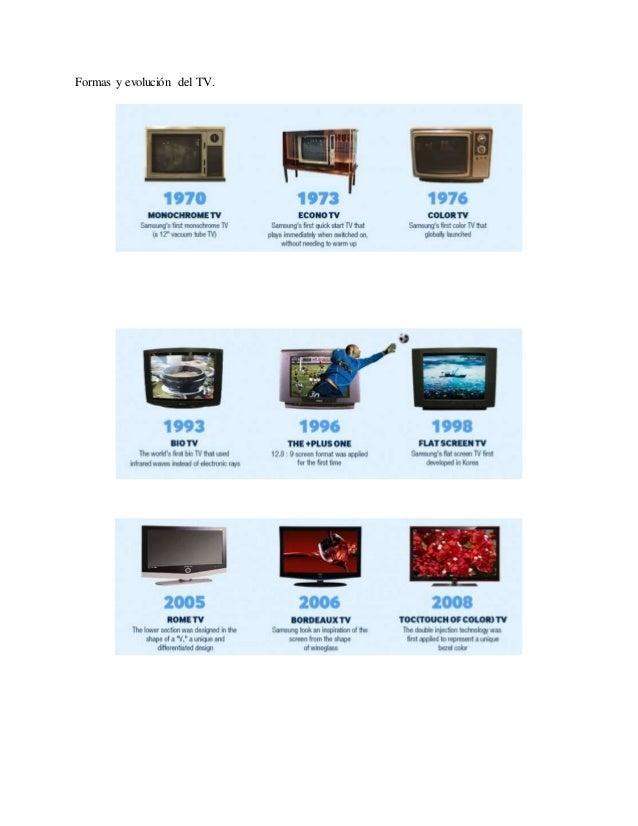 EL TELEVISOR Y SU EVOLUCIÓN.  Slide 2
